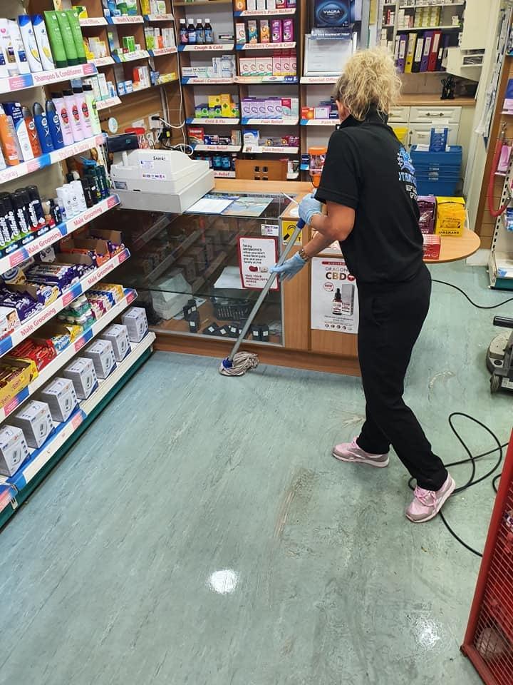 Industrial Floor Cleaning Coventry Birmingham West Midlands